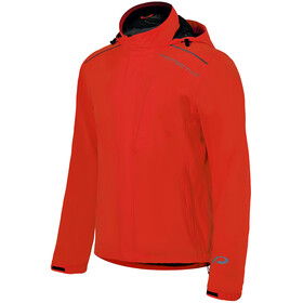 Protective P-Rain II Jacket Men, rood